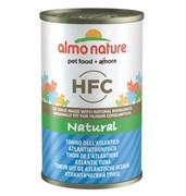 Almo Nature - Консервы для кошек (с Атлантическим Тунцом) Classic Adult Cat Atlantic Tuna