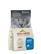 Almo Nature - Сухой корм для кастрированных кошек (с лососем и рисом) Functional Adult Sterilised Salmon and Rice