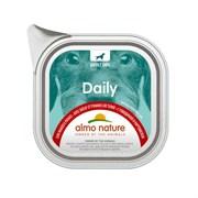 "Almo Nature - Паштет для собак ""Меню с говядиной и картофелем"" Daily Menu Beef and Potatoes"