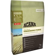 Acana Singles - Сухой корм для взрослых собак всех пород (свинина с мускатной тыквой) Yorkshire Pork