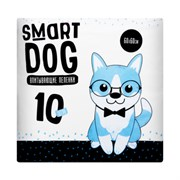 Smart Dog - Пелёнки впитывающие для собак (60х60) 10 шт