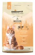 Chicopee - Сухой корм для домашних кошек (с говядиной) CNL Cat Adult Indoor Beef
