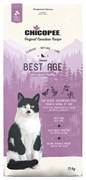 Chicopee - Сухой корм для пожилых кошек (с мясом птицы) CNL Cat SENIOR Best Age Poultry