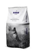 Sirius - Сухой корм для взрослых собак всех пород (утка с овощами) HYPOALLERGENIC