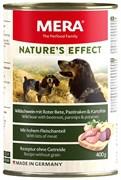 Mera - Консервы для собак (кабан с свеклой, пастернаком и картофелем) NATURE'S EFFECT NASSFUTTER WILDSCHWEIN&KARTOFFEL