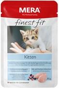 Mera - Паучи для котят FINEST FIT NASSFUTTER KITTEN