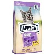 Happy Cat - Сухой корм для взрослых кошек при мочекаменной болезни (с мясом птицы) Minkas Urinary Care