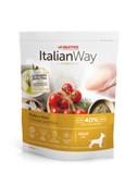 Italian Way - Сухой корм безглютеновый для взрослых собак малых пород (с курицей и рисом) Mini Chicken/Rice
