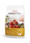 Italian Way - Сухой корм безглютеновый для взрослых собак средних пород (с курицей и рисом) Medium Сhicken/Rice