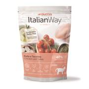 Italian Way - Сухой корм безглютеновый для котят (с курицей и индейкой) Kitten Chicken/Turkey