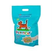 Pretty Cat - Впитывающий наполнитель для кошек (Aroma Fruit)