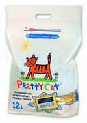 Pretty Cat - Древесный наполнитель для кошек (Wood Granules)
