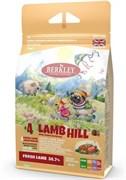 Berkley - Сухой корм для взрослых собак всех пород (ягненок с овощами, фруктами и ягодами)