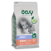 OASY - Сухой корм для взрослых кошек (с лососем) Dry Cat Adult Salmon