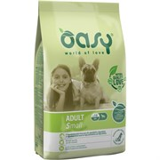 OASY - Сухой корм для взрослых собак мелких пород (с курицей) Dry Dog Adult Small Chicken