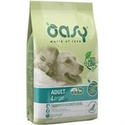 OASY - Сухой корм для взрослых собак крупных пород (с курицей) Dry Dog Adult Large Chicken