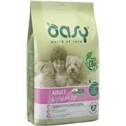 OASY - Сухой корм для взрослых собак с лишним весом (с курицей) Dry Dog Adult light in Fat