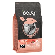 OASY - Сухой корм беззерновой для щенков мелких пород (с индейкой) Dry Dog Grain Free Puppy Small Turkey
