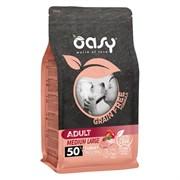 OASY - Сухой корм беззерновой для взрослых собак средних пород (с индейкой) Dry Dog Grain Free Adult Medium/Large Turkey