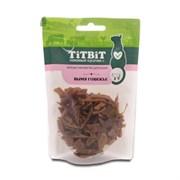 TiTBiT - Лакомство для кошек (вымя говяжье)
