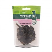 TiTBiT - Лакомство для кошек (говяжий желудок)