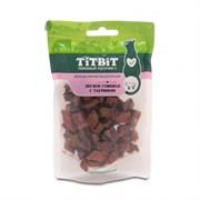 TiTBiT - Лакомство для кошек (легкое говяжье с таурином)