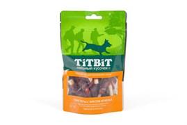TiTBiT - Лакомство для собак (твистеры с мясом ягненка)