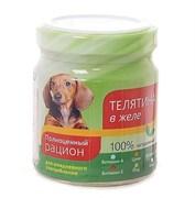 TiTBiT - Консервы для собак (телятина в желе)