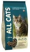 All Cats корм для взрослых кошек полнорационный