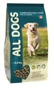 All Dogs полнорационный корм для взрослых собак