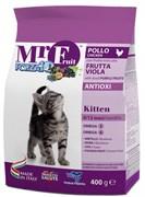 Forza10 - Сухой корм для котят (с курицей и экстрактом фиолетовых фруктов) Mr. Fruit Kitten