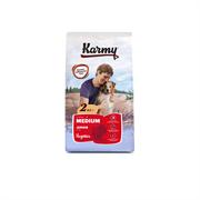 Karmy - Сухой корм для щенков средних пород (с индейкой) MEDIUM Junior
