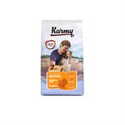 Karmy - Сухой корм для активных взрослых собак средних и крупных пород (с индейкой) ACTIVE MEDIUM & MAXI