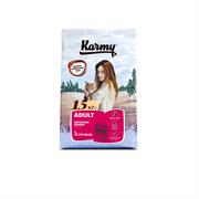 Karmy - Сухой корм для взрослых кошек (с телятиной) ADULT CAT