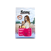 Karmy - Сухой корм для взрослых кошек (с курицей) ADULT CAT