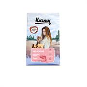 Karmy - Сухой корм для взрослых кошек (с лососем) Delicious