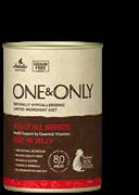 One&Only – Консервы для взрослых собак (c говядиной)