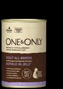 One&Only – Консервы для взрослых собак (c буйволом)