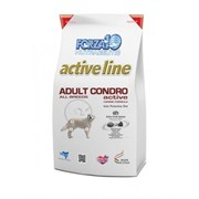 Forza10 - Сухой корм для взрослых собак всех пород при заболеваниях опорно-двигательного аппарата (с рыбой) Condro Adult