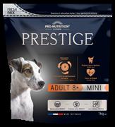 Flatazor - Сухой корм для пожилых собак малых пород PRESTIGE ADULT 8+ MINI