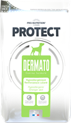 Flatazor - Сухой корм для взрослых собак всех пород при аллергии PROTECT DERMATO