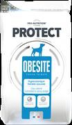 Flatazor - Сухой корм диетический для взрослых собак всех пород PROTECT OBESITE