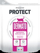 Flatazor - Сухой корм для кошек при аллергии Protect Dermato