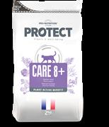 Flatazor - Сухой корм для пожилых кошек PROTECT CARE 8+