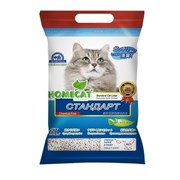 """Homecat - Комкующийся наполнитель для кошек """"Эколайн"""""""