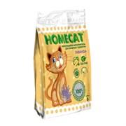 """Homecat - Наполнитель комкующийся для кошек Лаванда """"Эколайн"""""""
