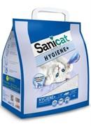 SaniCat - Белоснежный облегченный впитывающий наполнитель для кошек