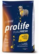 Prolife - Сухой корм для собак средних и крупных пород (ягненок, буйвол и рис) Dual Fresh Adult Medium/Large