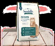 Sanabelle - Сухой корм для взрослых кошек, бывающих на улице Outdoor