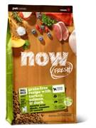 NOW Natural Holistic - Сухой корм беззерновой для взрослых собак малых пород (с индейкой, уткой и овощами) Fresh Small Breed Adult Recipe Grain Free